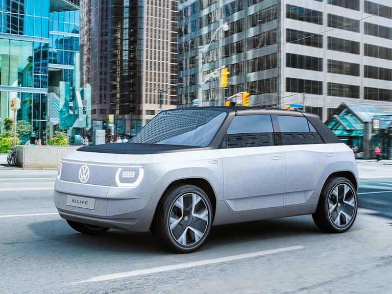 В Volkswagen рассекретили свой самый компактный кроссовер