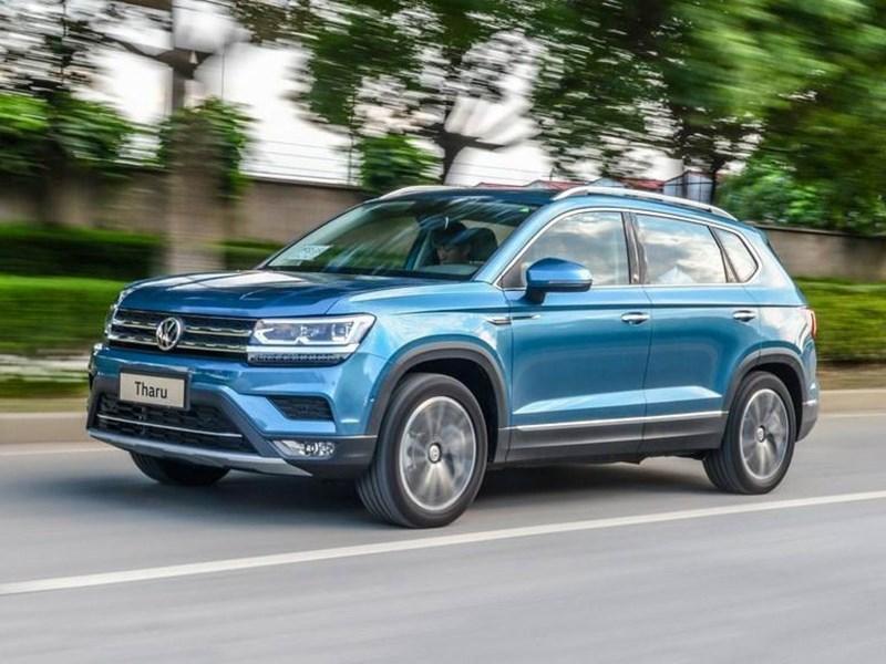 В Россию приедет Volkswagen Tharu Фото Авто Коломна