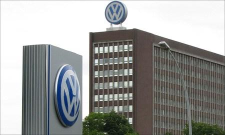 Volkswagen увеличил объем продаж «легковушек» в РФ на 10%