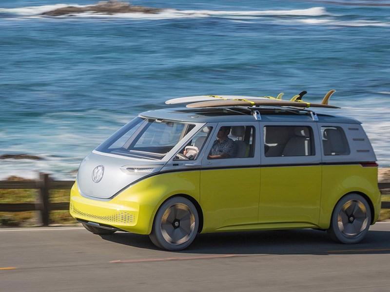 Volkswagen инвестирует 70 миллиардов евро в электромобили