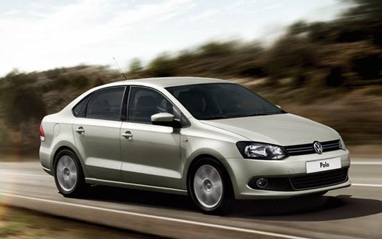 Обновленный Volkswagen Polo поступит в серийное производство уже в 2015 году