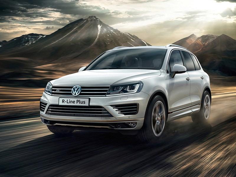 Volkswagen сворачивает продажи Touareg в США