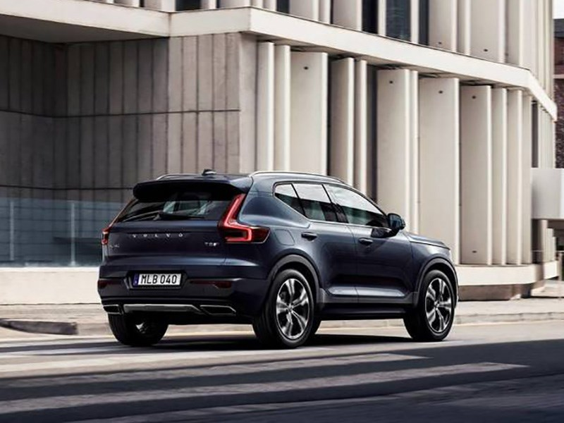 Volvo сделает конкурента BMW X2