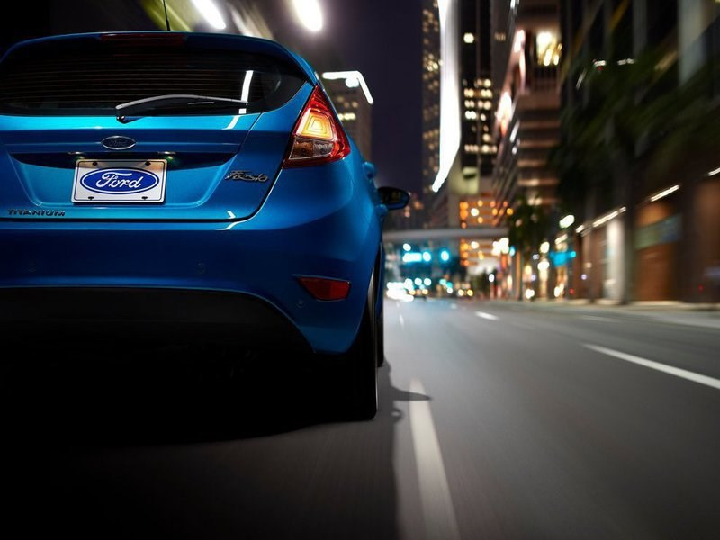 Трехдверная версия нового Ford Fiesta может появиться уже в следующем году