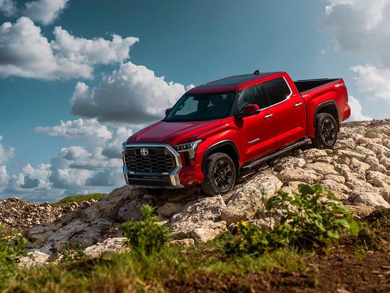 Toyota Tunrda – представлено новое поколение!