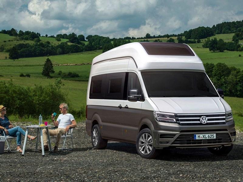 Volkswagen представил машину для «больших» путешествий