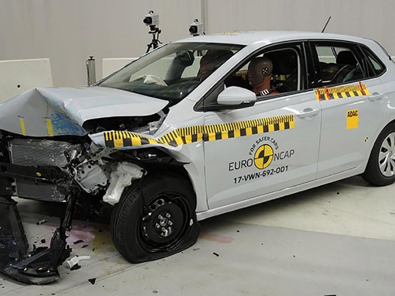 Euro NCAP назвал самые безопасные автомобили 2017 года