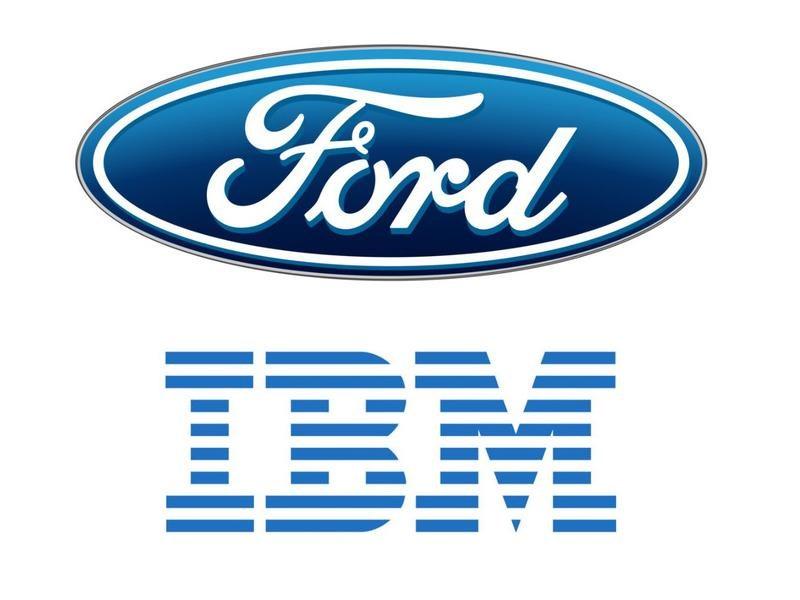 Ford и IBM работают над совместным проектом