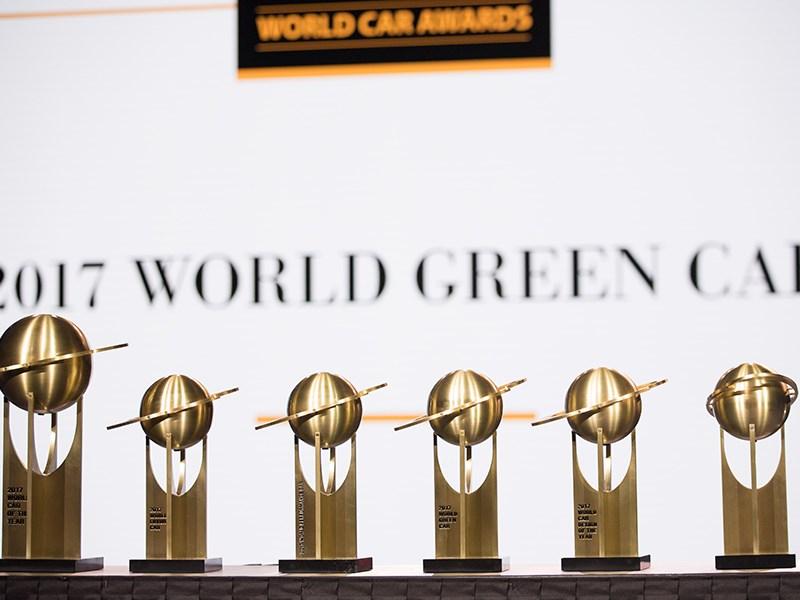 Выбраны участники премии «Всемирный автомобиль года»