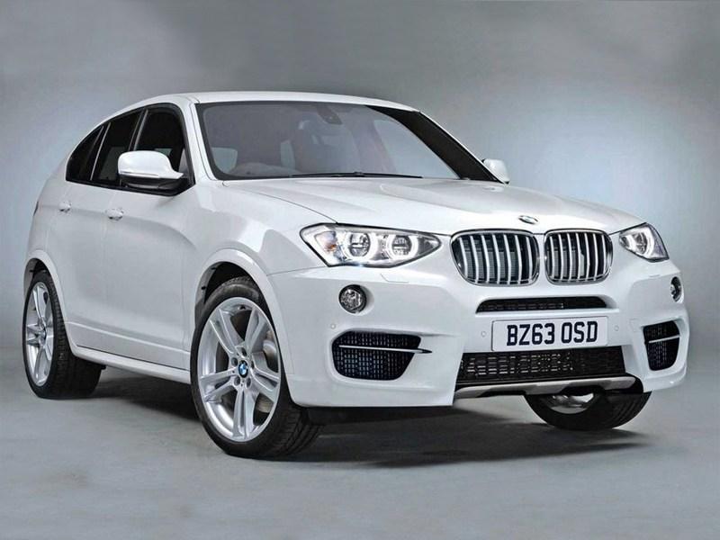 Предсерийную версию BMW X4 покажут в начале 2013 года