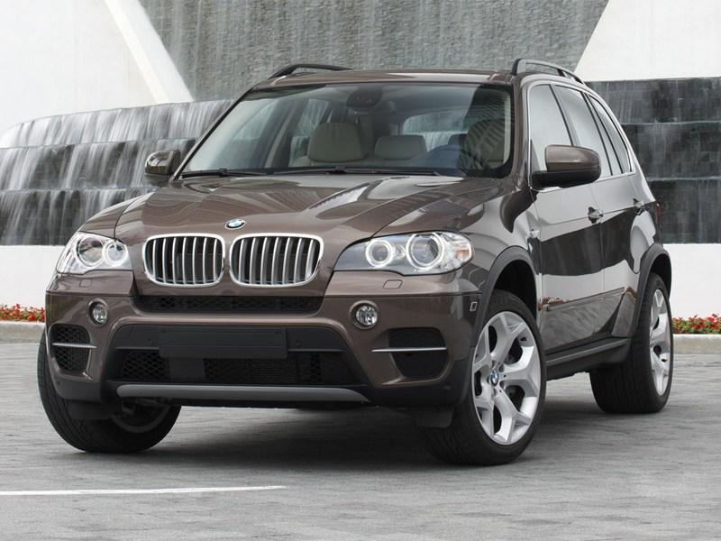 BMW отзывает 4 тыс. машин в России
