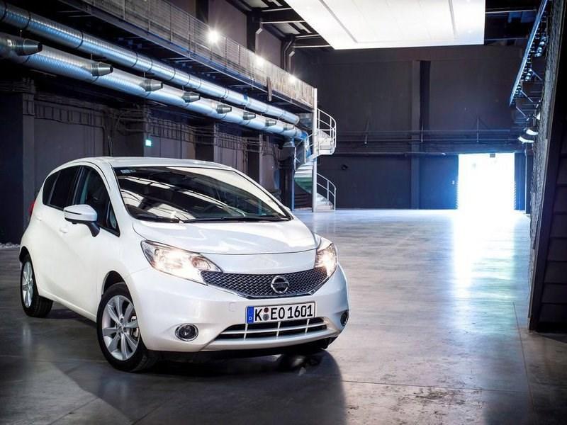 Nissan Note покидает европейский рынок