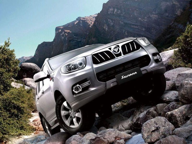 Foton выводит на российский рынок второй легковой автомобиль