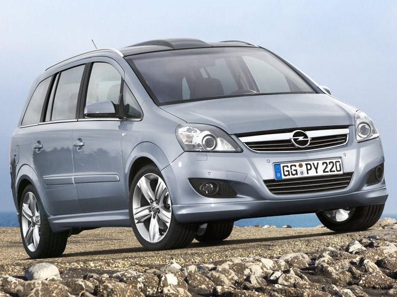 Opel Zafira успешно прошел новые экологические тесты