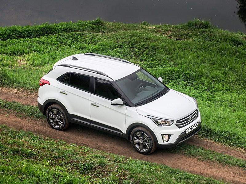 В августе российские продажи Hyundai просели на 5,4 процента