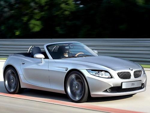BMW готовит преемника Z3