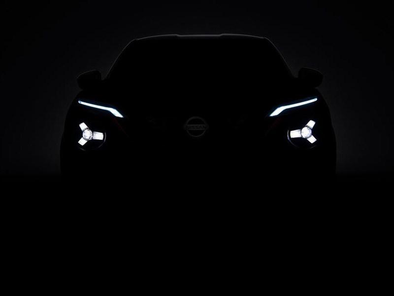 Nissan показал очередной тизер нового Juke Фото Авто Коломна